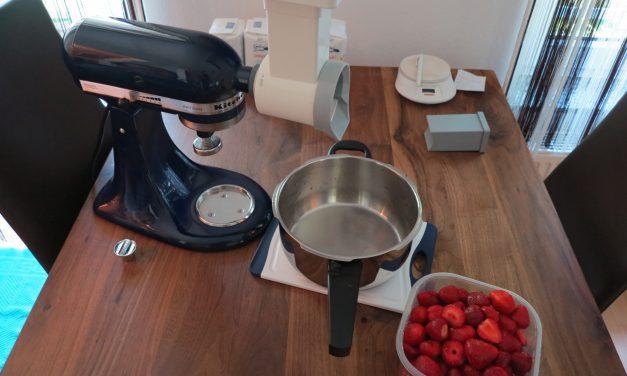 Das beste Erdbeermarmelade Rezept