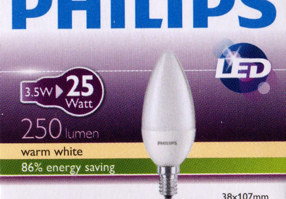 Philips LED-Lampen – Kerze E14