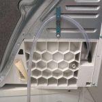 Siemens WT Kondensationstrockner Umbau auf Abflussschlauch