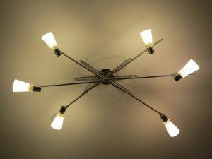 Philips LED Lampen E14 Fassung eingebaut