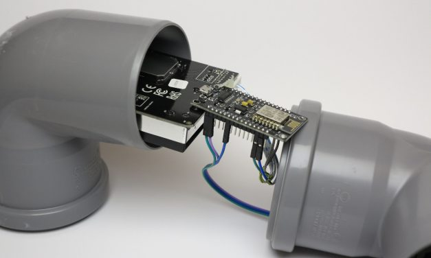 Particulate Matter Sensor and Controller project by luftdaten.info