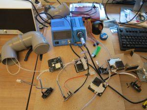 Particulate Matter Sensor - ready