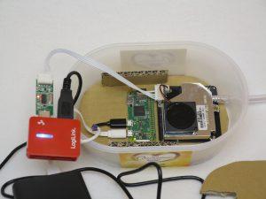 Mobiler Feinstaubsensor NOVA SDS011 Technik