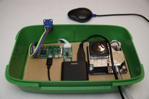 Feinstaub Sensor SDS011 - BME280 Sensor