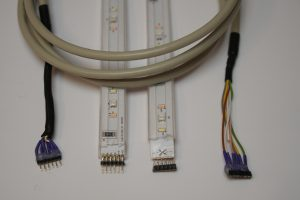 Philips Hue LED LightStrips Kabelverlaengerung Stecker und Buchse 04