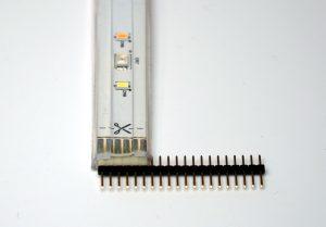 Philips Hue LED LightStrips Kabelverlaengerung Philips Buchsenleiste 02