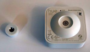 Philips Hue - Bewegungsmelder mit Magnet