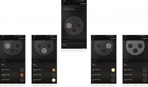 Philips Hue - Tap Schalter App Konfiguration