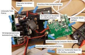 Beschreibung Technik Raumfeld Speaker M