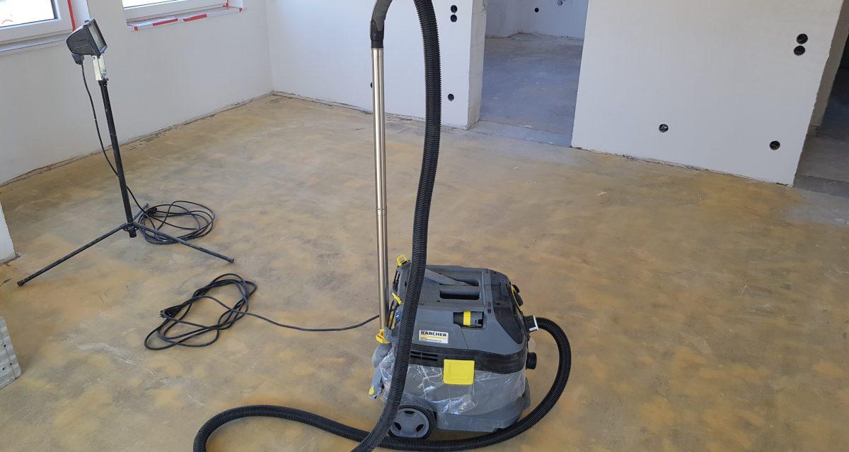 Kärcher Asbest Nass-Trocken- und Sicherheitssauger NT 30/1 Tact Te H