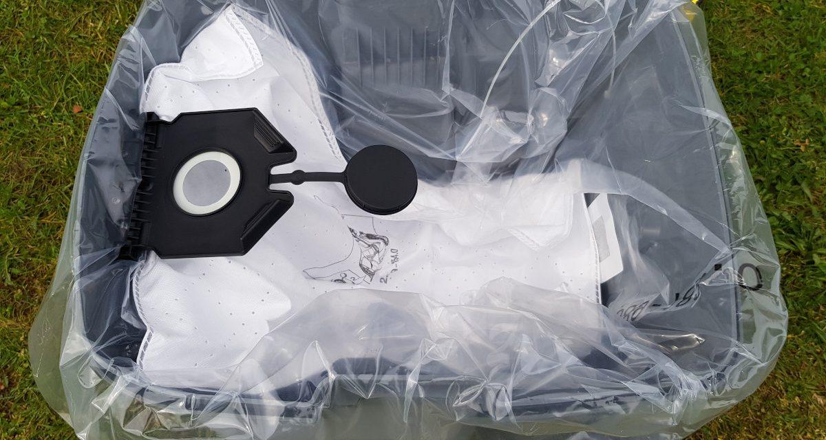 Kärcher Asbest Nass-Trocken- und Sicherheitssauger NT 30/1 Tact Te H Konstruktions-Problem Falschluft