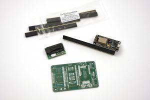 CO2 Ampel Buchsenleisten Sensirion ESP8266 NodeMCU SDC30