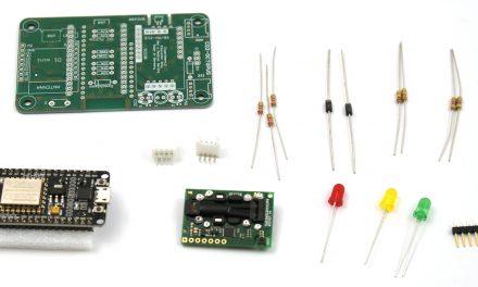 CO2 Ampel für bessere Raumluft selber bauen mit einem Sensirion SDC30 und ESP8266 NodeMCU