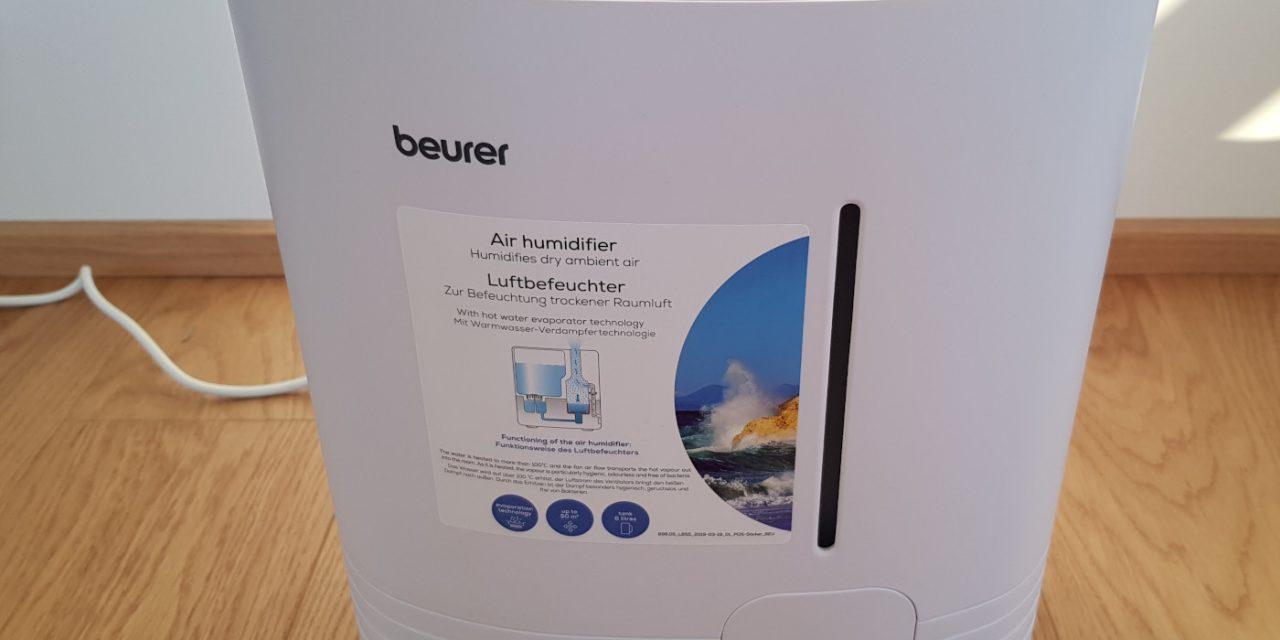 Erfahrungsbericht – Beurer LB 55 Luftbefeuchter