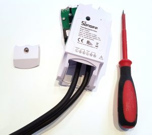 Sonoff POW R2 - WIFI Schalter Smart Home