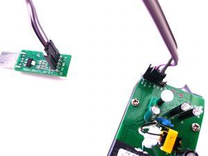 Sonoff POW R2 WIFI Schalter Smart Home Platinen Verkabelung